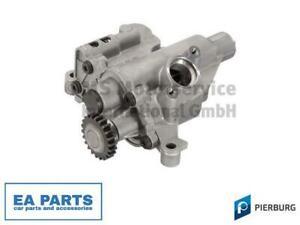 Oil Pump for AUDI SEAT VW PIERBURG 7.07919.14.0