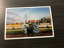 "Seven Up Classic Photo Card  by Bill Purdom 5"" X 3 1/2 Yankee Stadium"