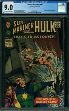 Tales to Astonish #86 CGC 9.0 -- 1966 -- Krang and Boomerang app.  #0353762013