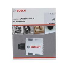 Bosch Bi-Métal Scie-Cloche Progresseur pour Bois & Métal 140mm