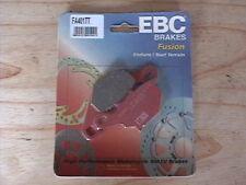 EBC FUSION FA401 TT REAR BRAKE PADS SUZUKI RM85 RM85L K5-K9 L0-L5 2005-2015