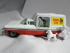 g Corgi Toys Chevrolet Impala Dog Kennel