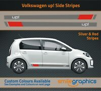 VW up Stripe Kit Stickers decals - Other colours available
