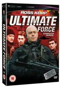 Ultimate Force: The Complete Series Dvd Ross Kemp Brand New & Factory Sealed