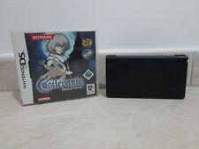 Console Nintendo DS + gioco Castlevania Dawn Of Sorrow + carica batteria