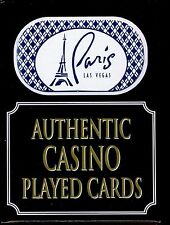 Paris Las Vegas Playing Cards