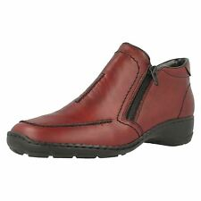 Rieker Ankle 100% Leather Boots for Women