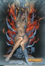 Breygents Witchblade 2014 Promo Card Philly Card Show 2013