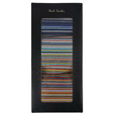 PAUL SMITH Multi Stripe Pack of 3 Classic Socks in Box