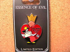 Queen of Hearts Disney Pin - Essence of Evil - LE / Limited Edition of 3000