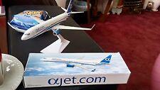2 model aeroplanes, ajet.com, Boeing 737-800,new