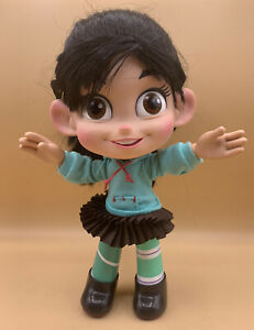 Wreck It Ralph Talking Vanellope von Schweetz Doll Disney Thinkway Toys