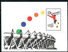 SELLOS DEPORTES FUTBOL. GRENADA 1978 HB 75