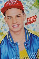 PIETRO LOMBARDI - A3 Poster (ca. 42 x 28 cm) - DSDS Clippings Fan Sammlung NEU