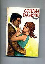 Magalì # CORONA D'AMORE  # Salani Editore 1980