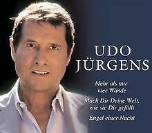 Mehr Als Nur Vier Wände (x1+1) von Udo Jürgens | CD | Zustand gut