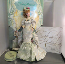Mint Memories Barbie Victorian Tea Porcelain Collection 1998 NEW Limited Edition