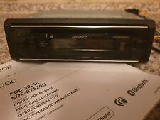 Kennwood Autoradio KDC-BT520U Bluetooth/USB/CD/AUX gebraucht schwarz