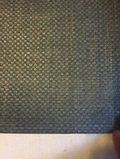 Grasscloth Wallpaper Paper Backed Light Tan with Green 15 Yards