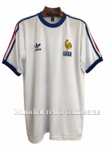 Zidane France national team jersey maglia camiseta (retro)