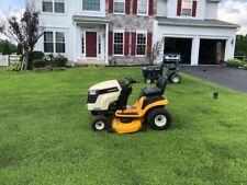 Cub Cadet LTX 1045 Lawn Tractor mower lawnmower garden