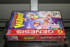 Dynamite Headdy (Sega Genesis, 1994) FACTORY SEALED! - ULTRA RARE!