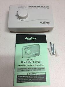 Aprilaire 4655 Manual Humidistat Control