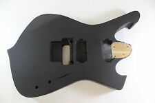Matte Black replacement Fman body Fits Ibanez (tm) RG and Jem necks P304