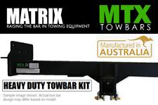 MTX Class IV Towbar Kit (3100kg) MITSUBISHI TRITON MQ UTE W/STEP (2015-2018)