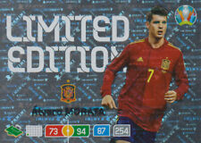 Panini Adrenalyn XL Euro 2020 Alvaro Morata - Limited Edition