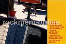 R.E.M. Fanclub Postcard Reveal May 15th 2001