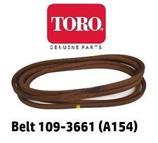 Genuine TORO TITAN Prato Trattore Cutter Lama Cintura (A154) 109-3661 380 #.