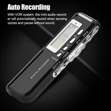 MICRO REGISTRATORE Automatica AUDIO VOCALE Multi-lingua 8GB SPIA MP3/WMA/ASF/WAV