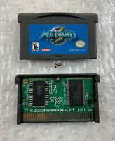 Metroid Fusion (Nintendo Game Boy Advance, GBA) #22 No Battery Authentic Cart