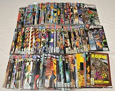 1992 Robin Huge Lot Of 203 Issues 0-154 Mini-Series 1,2 & 3 Annuals 1-6 More WOW