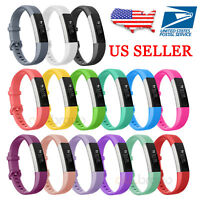 Small Large Replacement Silicone Wrist Band Strap For Fitbit Alta/Fitbit Alta HR