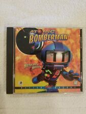 Atomic Bomberman (PC, 1997) Great Condition Interplay Hudsonsoft Win95 UNTESTED