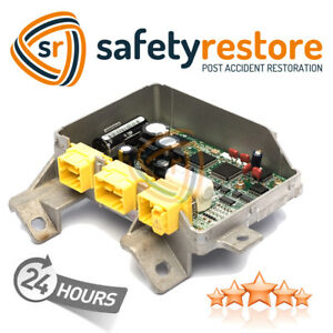 #1 SRS AIRBAG CONTROL MODULE RESET SERVICE RESTRAINT CONTROL REPAIR