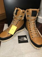 The North Face Made in Italy Cryos Leather Hiking Boots Men's Size 11 BNIB