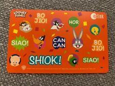 New Singapore Ezlink EZ-Link Travel Card Public Transport Card Looney Tunes