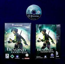 Beyond Good & Evil Gamecube COMPLETO PAL Italia / Alemania Game Cube Nintendo