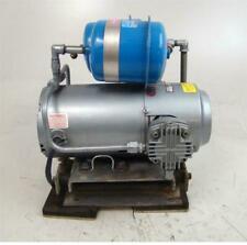 Gast 12hp Air Compressor 200vac 3ph 1725 Rpm 50 Psi 31cfm 3lba 22 M410x