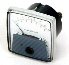 Vintage General Electric Panel Meter Gauge 0 146 0 6