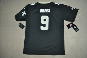Drew Brees New Orleans Saints Nike Youth Jersey XLarge 18/20 Black NWT
