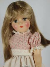 "BLONDE DOLL WIG SIZE 8/9"" FITS VINTAGE AND MODERN DOLLS"