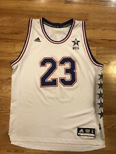 Rare Adidas 2015 NBA All-Star Game Cleveland Cavaliers LeBron James Jersey