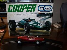 Atlas 1/24 Scale 1964 Cooper Formula 1 Gran Prix Racer w/OB instructions