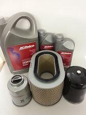 Mitsubishi Pajero 2.8TD Oil Air Fuel Filter 15W40 Oil 7LT Service kit 1993-2000