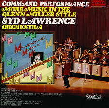 Syd Lawrence, Command Performance & McCartney – His Music & Me  CDLK4498