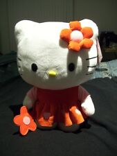 BIG 20 inch HELLO KITTY VALENTINE Stand Up GREETER Plush~NEW WITH TAG (LAST ONE)